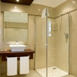 Bathroom Renovation In Canberra With Frameless Shower Screen